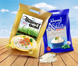 Rice, Cooking Oil & Frozen Food